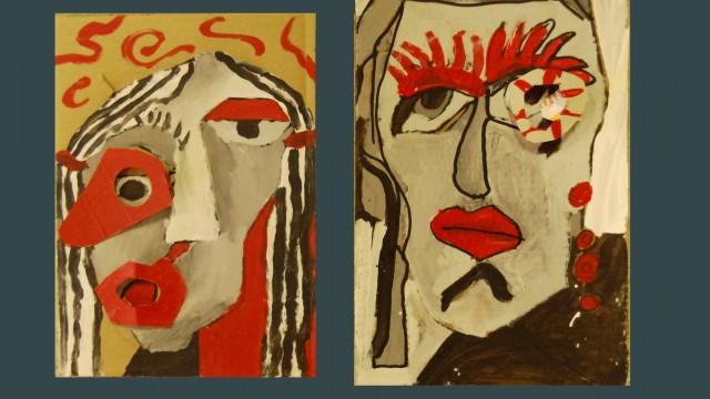 Picasso portret